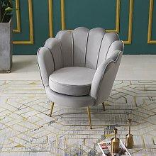 Lipscomb Tub Chair Canora Grey