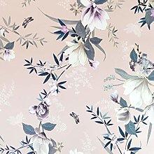 Lipsy Lotus Wallpaper Blush