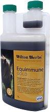 Liquid Equimmune Gold (1 litre) (White/Gold) -