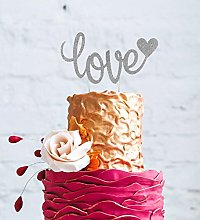 LissieLou Love Cake Topper - Valentines Day,