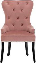 Lissowski Upholstered Dining Chair Rosalind