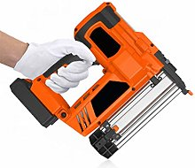 Lithium Battery Nail Gun 50 Rechargeable Wireless