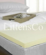 "Littens - 3"" Superking Memory Foam Mattress"