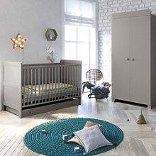 Little Acorns Classic Milano Cot Bed 3 Piece
