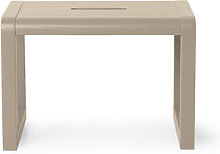 Little Architect Children stool - / Wood by Ferm Living Beige
