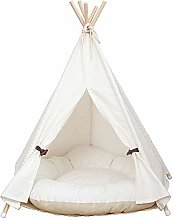 Little Dove, Dog Tipi Tent, Home and Tent with