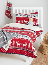 little home at John Lewis Christmas Knitted Cotton