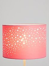 little home at John Lewis Stardust Lampshade