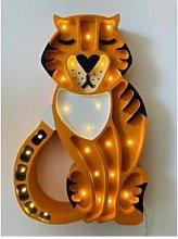 little lights - Tiger Light Lamp