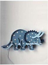little lights - Triceratops Lamp