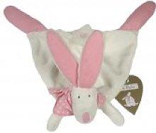 Little Rufus Baby Comforter - Girl (Pink)