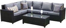 Littleborough Furniture - Rattan Outdoor Corner