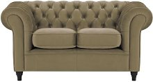 Littlehampton 2 Seater Chesterfield Sofa Fairmont