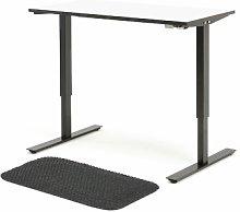 Littlejohn Height Adjustable Standing Desk Brayden