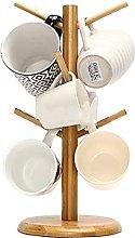 litulituhallo Mug Tree Holder Kitchen Cup Rack