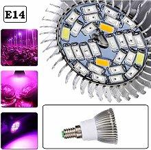 Litzee - 28LEDs Full Spectrum Grow Light Indoor