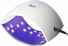 LIUDOU UV LED Nail Lamp,With Automatic Sensor/36