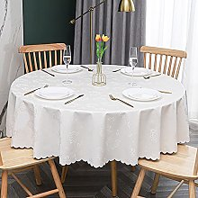 LIUJIU Table Cloth Heavy Duty Vinyl Table Cloth