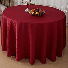 LIUJIU Tablecloth embroidered decoration, elegant