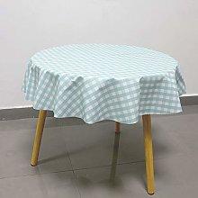 LIUJIU Tablecloth Waterproof PVC/vinyl material