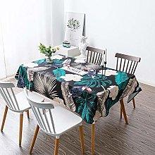 LIUJUAN Cloth For Dining Light Luxury Retro Table