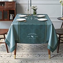 LIUJUAN Cloth For Dining Table Cloth Waterproof
