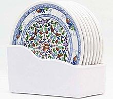 LIUJUAN Placemats And Coaster Sets Insulation Mat