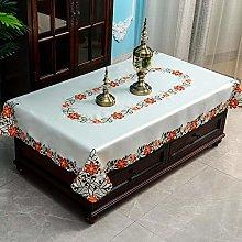 LIUJUAN Table Cloth Simple Dustproof Coffee Table