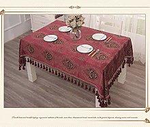 LIUJUAN Tablecloth Rectangular Living Room Dining