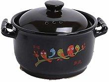 LIUSHI Casserole Pot Ceramic Pot - Stew Pot