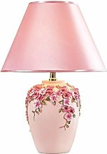 liushop Bedside Table Lamp Simple European-style