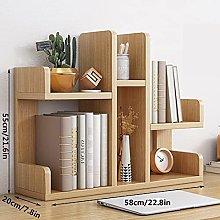 liushop Bookcase Bookshelf Simple Modern Floor