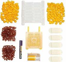 LIUTT Queen Rearing Kit Plastic Bee Breeding Set
