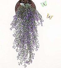 LIUYU 83CM Artificial Hanging Flower Plant Fake