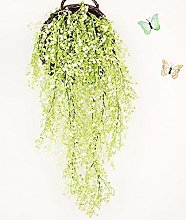 LIUYU 83CM Artificial Hanging Flower Plant Fake