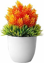 LIUYU Artificial Small Tree Potted Plant Fake