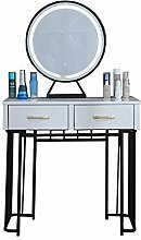 Liuzecai Makeup Table White Makeup Table Dressing