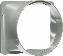 Livecitys Exhaust Hose Connector Round/Square