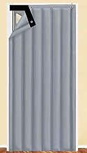 Liveinu Thermal Protection Curtain for Doors No