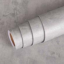 Livelynine 15.8X394 Inch Light Grey Concrete