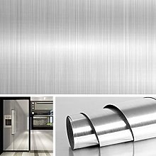 Livelynine 5M X 60CM Wide Stainless Steel