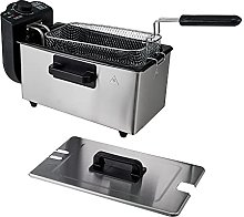 LIVIA Stainless Steel Deep Fryer with 3 Litre