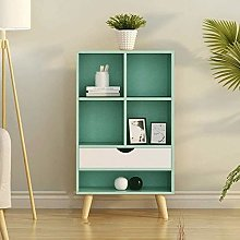 Living Room Bookcases Bookshelf,Storage Shelf