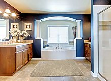 Living Room Carpet Runner Soft Touch Shaggy