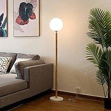 Living Room Floor lamp Bedroom Modern Warm Foot