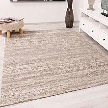 Living Room Rug Modern Mottled Short Pile Colour