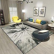 Living Room Rug,Vintage Distressed Abstract Splash