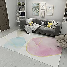Living Room Rugs Large Simple Modern Insulated Rug