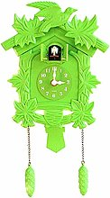 Living Room Wall Clock Bird Cuckoo Alarm Clock