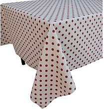 Living Tablecloth Ebern Designs Size: 138cm W x